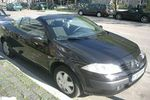 Renault Megane Coupe-Cabriolet 2 дв. кабриолет 2003 – 2006