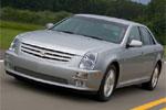 Cadillac STS 4 дв. седан 2005 – 2009