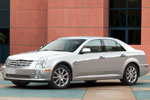 Cadillac STS 4 дв. седан 2005 – 2009