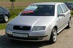 Skoda Fabia 5 дв. хэтчбек 2000 – 2004