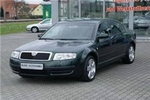 Skoda Superb 4 дв. седан 2002 – 2006