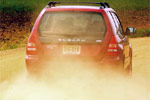 Subaru Forester 5 дв. внедорожник 2002 – 2005