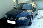Toyota Avensis (T22) 5 ��. ������� 2000 – 2003