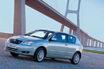 Toyota Corolla 5 дв. хэтчбек 2004 – 2007