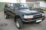Toyota Land Cruiser 5 дв. внедорожник 1990 – 1998
