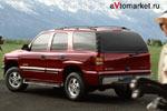 Chevrolet Tahoe 5 дв. внедорожник 2000 – 2006