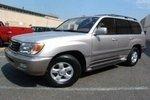 Toyota Land Cruiser 100 5 дв. внедорожник 1998 – 2002
