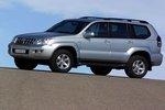 Toyota Land Cruiser Prado 5 дв. внедорожник 2002 – 2009
