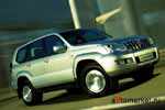Toyota Land Cruiser Prado 5 ��. ����������� 2002 – 2009