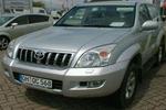 Toyota Land Cruiser Prado 3 дв. внедорожник 2002 – 2009