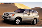 Toyota Land Cruiser 100 5 ��. ����������� 2002 – 2007