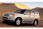 Toyota Land Cruiser 100 5 ��. ����������� 2002 – 2007