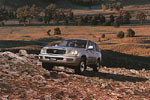 Toyota Land Cruiser 100 5 дв. внедорожник 2002 – 2007