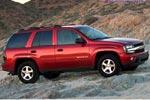 Chevrolet Trailblazer 5 дв. внедорожник 2001 – 2006