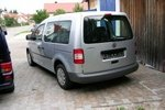 Volkswagen Caddy III (2KB) 4 дв. минивэн 2004 – 2010