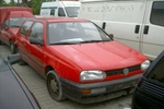 Volkswagen Golf 5 дв. хэтчбек 1992 – 1997
