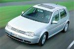 Volkswagen Golf 3 дв. хэтчбек 1998 – 2003