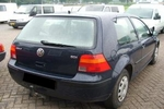 Volkswagen Golf 3 дв. хэтчбек 1998 – 2003