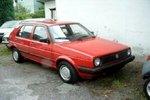 Volkswagen Golf 5 дв. хэтчбек 1986 – 1992