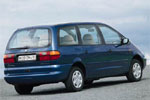 Volkswagen Sharan 5 дв. минивэн 1997 – 2000