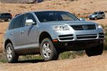 Volkswagen Touareg 5 ��. ����������� 2002 – 2007