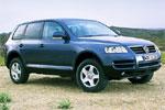 Volkswagen Touareg 5 дв. внедорожник 2002 – 2007
