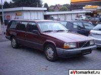 Технические характеристики Volvo 740 / Вольво 740