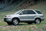 Acura MDX 5 дв. внедорожник 2001 – 2007