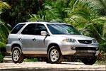 Acura MDX 5 ��. ����������� 2001 – 2007