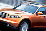 Infiniti FX 5 дв. внедорожник 2003 – 2008
