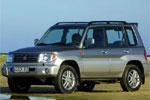 Mitsubishi Pajero Pinin 5 дв. внедорожник 2001 – 2005