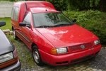 Volkswagen Caddy II (9U7) 2 дв. пикап 1997 – 2004