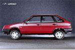 ВАЗ 2109 5 дв. хэтчбек 1987 – 2004