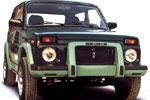 ВАЗ 2121 3 дв. внедорожник 1977 – …