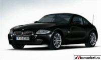 Технические характеристики BMW Z4