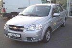 Chevrolet Aveo (T250) 4 дв. седан 2006 – 2010