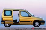 Citroen Berlingo 4 дв. минивэн 1997 – 2002