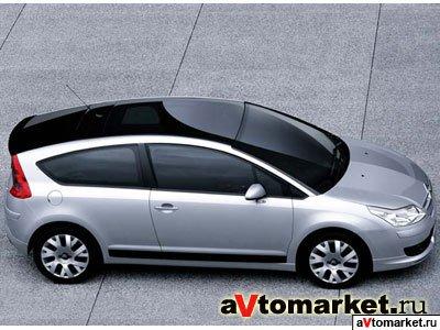 ситроен с4 2008 купе фото