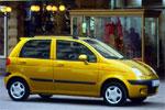 Daewoo Matiz 5 дв. хэтчбек 2001 – 2009