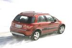 Suzuki SX4 5 дв. кроссовер 2006 – 2010