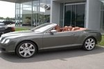 Bentley Continental GTC 2 дв. кабриолет 2006 – 2012