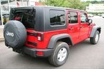 Jeep Wrangler Unlimited 4 ��. ����������� 2007 – 2012