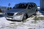 Kia Sorento 5 дв. внедорожник 2006 – 2009