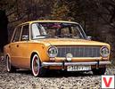ВАЗ 2101 4 дв. седан 1970 – 1988