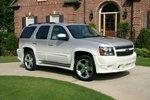 Chevrolet Tahoe 5 дв. внедорожник 2007 – 2014