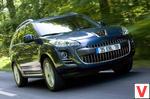 Peugeot 4007 (4H) 5 дв. внедорожник 2008 – 2012