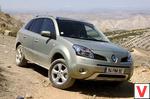 Renault Koleos 5 дв. кроссовер 2008 – 2011
