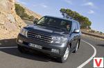 Toyota Land Cruiser 200 5 дв. внедорожник 2007 – 2012