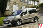 Peugeot Partner Tepee 5 дв. минивэн 2008 – 2012