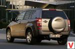 Suzuki Grand Vitara  5 дв. внедорожник 2008 – 2010
